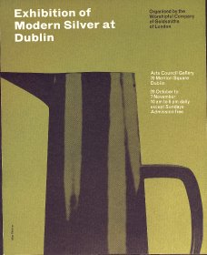 Front cover of catalogue for the 