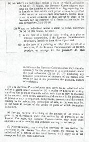 Section 2 of the Finance Bill 1969, enclosed in the letter from J. O'Reilly. (Page 2)