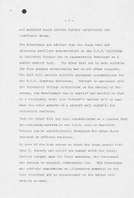 Statement of Mr Richie Ryan T.D., Minister for Finance, at Press Conference 9 May 1974, issued by the Government Information Services. (Page 3 of 4).