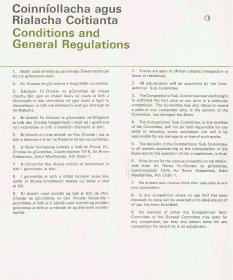 Conditions and general regulations (Page 2 of 10)
