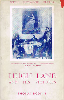 Hugh Lane and His Pictures, Thomas Bodkin