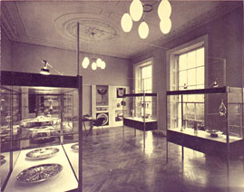 Exhibition of Modern English Silver, October November 1959.
